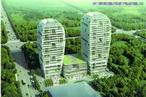 广西南宁东盟广告产业园综合楼